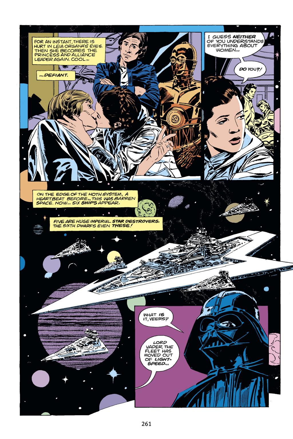 Read online Star Wars Omnibus comic -  Issue # Vol. 14 - 259