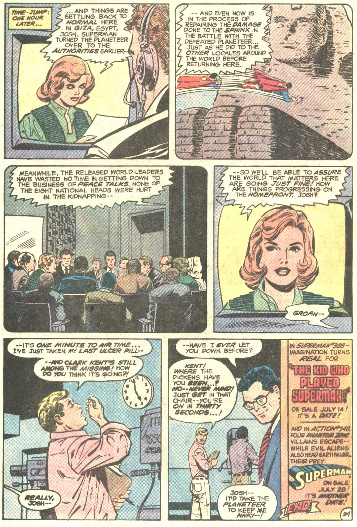 Read online Action Comics (1938) comic -  Issue #547 - 32