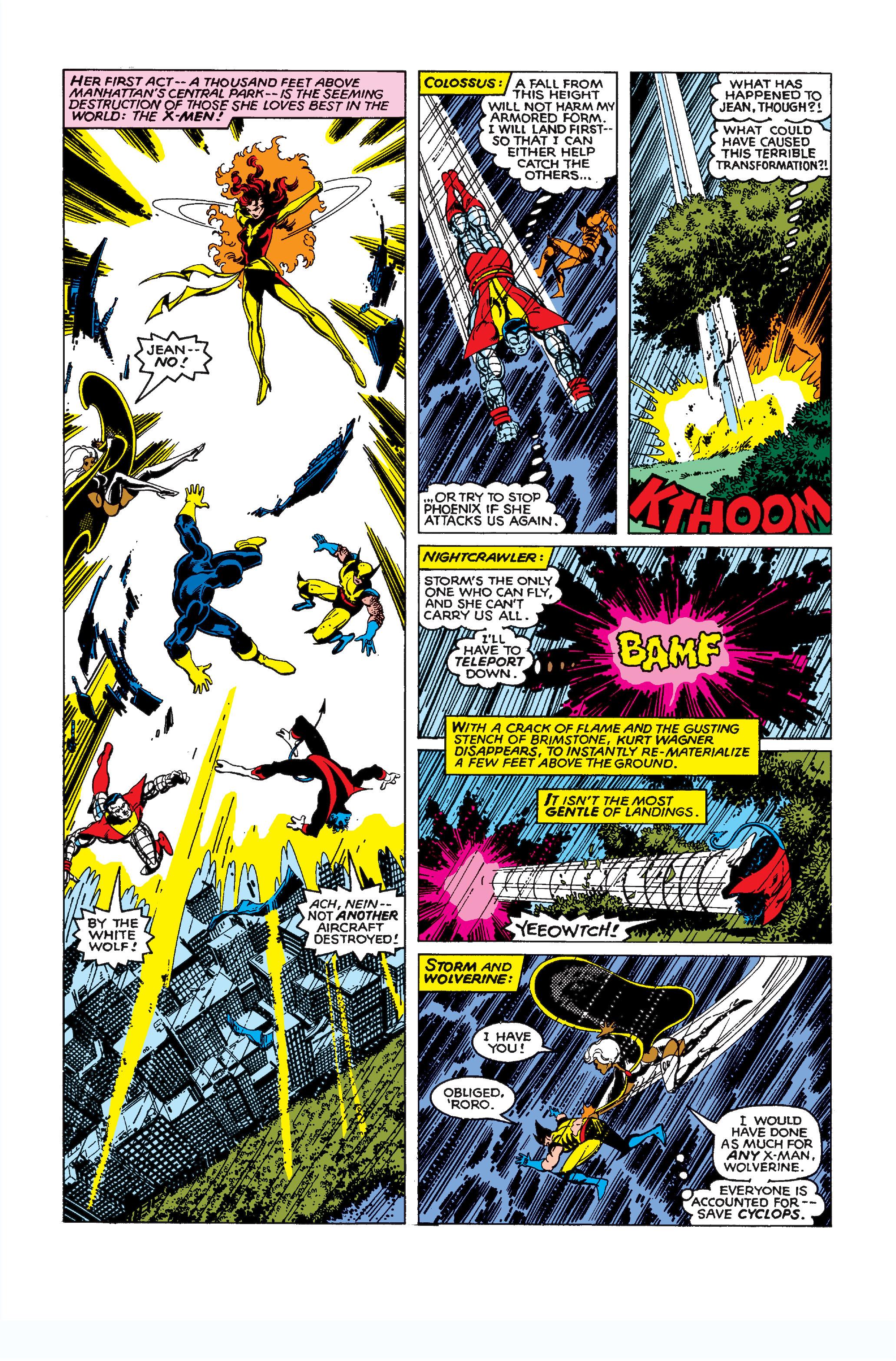 Uncanny X-Men (1963) 135 Page 2