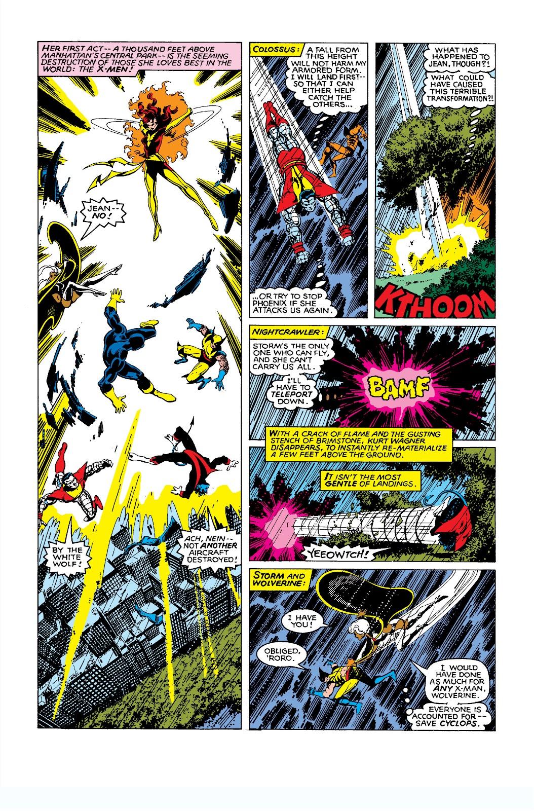 Uncanny X-Men (1963) issue 135 - Page 3