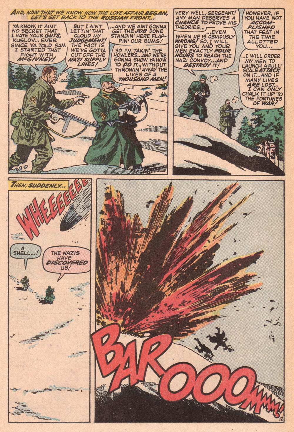 Read online Sgt. Fury comic -  Issue #73 - 18