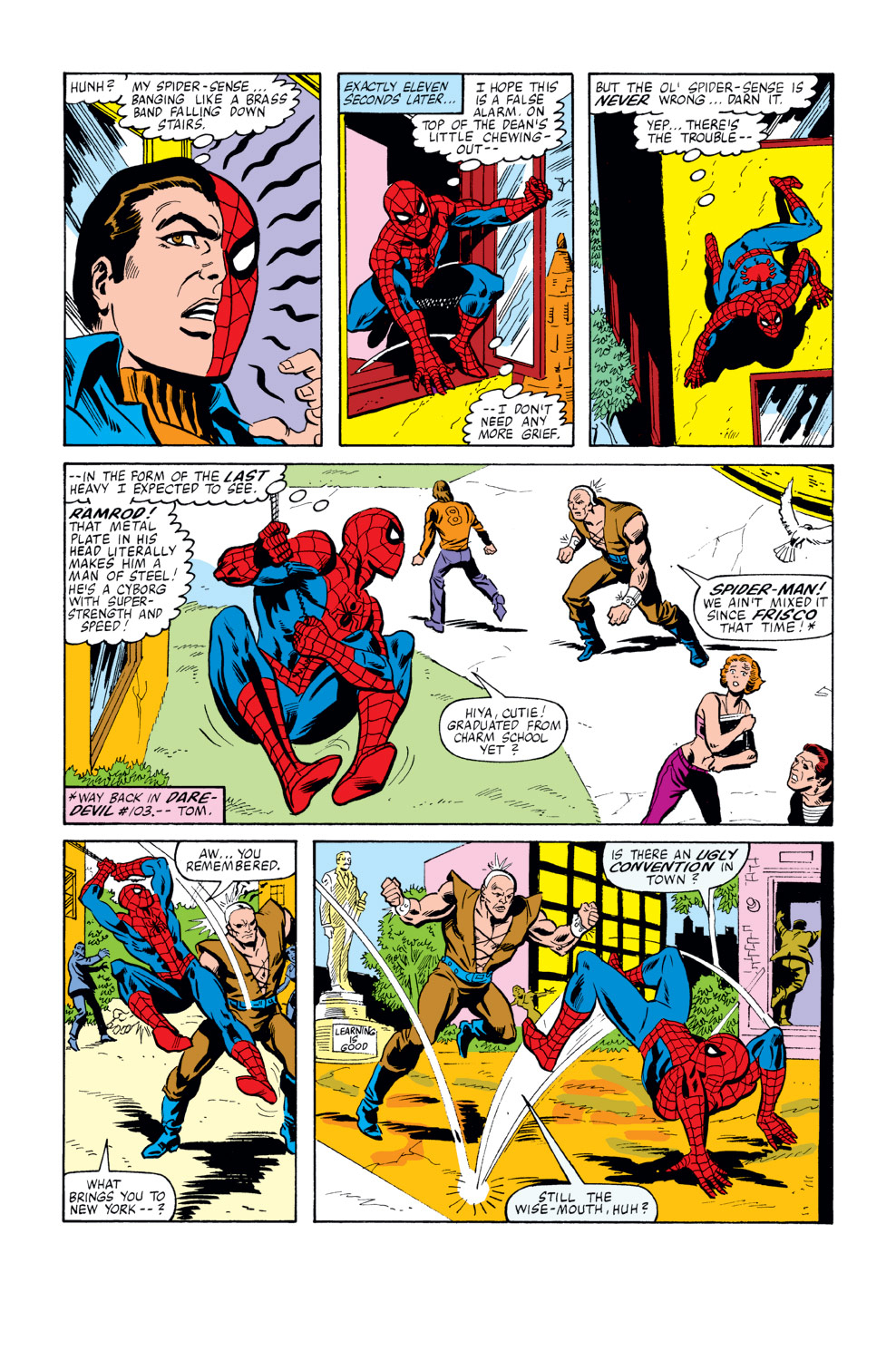 The Amazing Spider-Man (1963) 221 Page 4