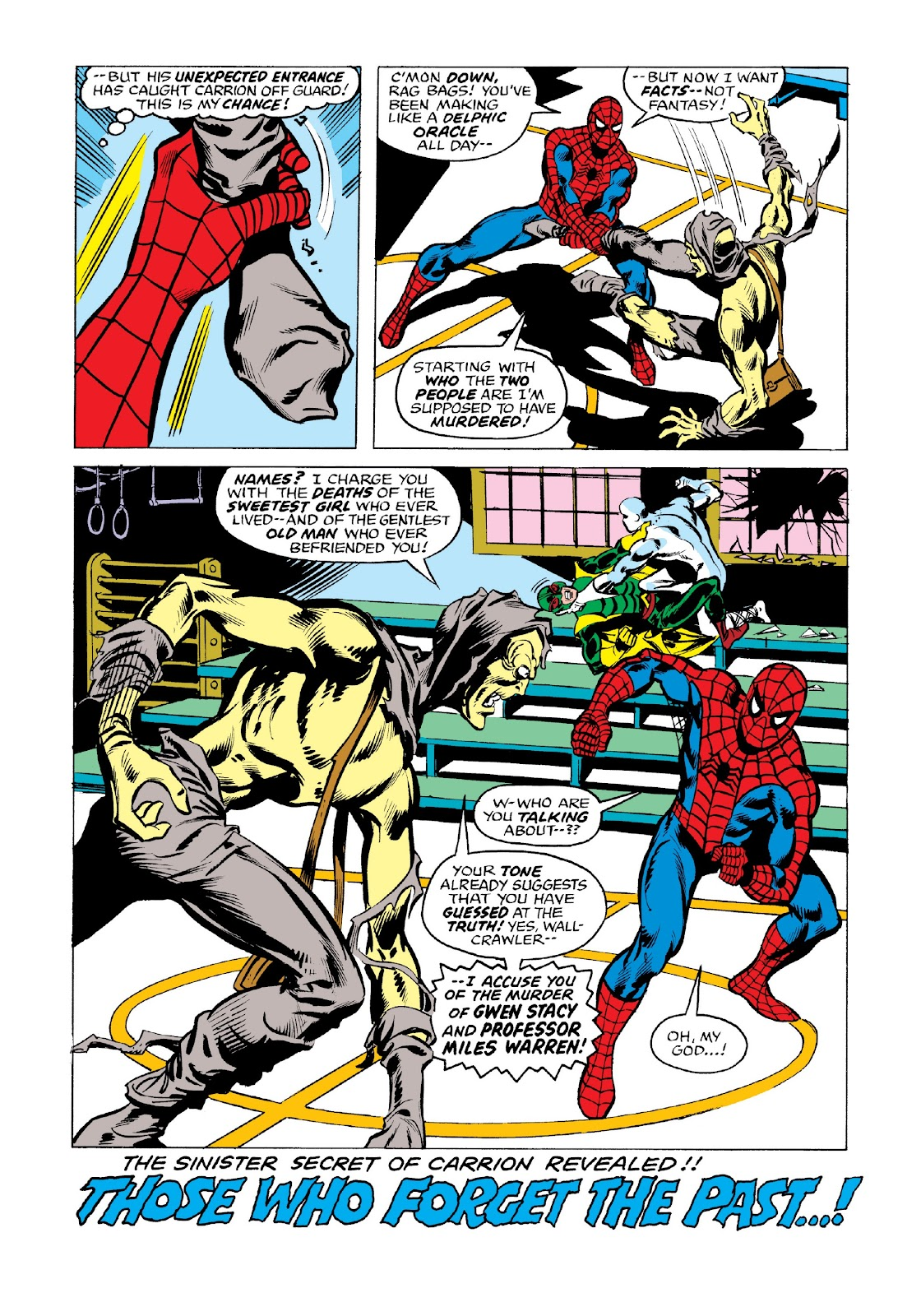 Read online Marvel Masterworks: The Spectacular Spider-Man comic -  Issue # TPB 2 (Part 3) - 61