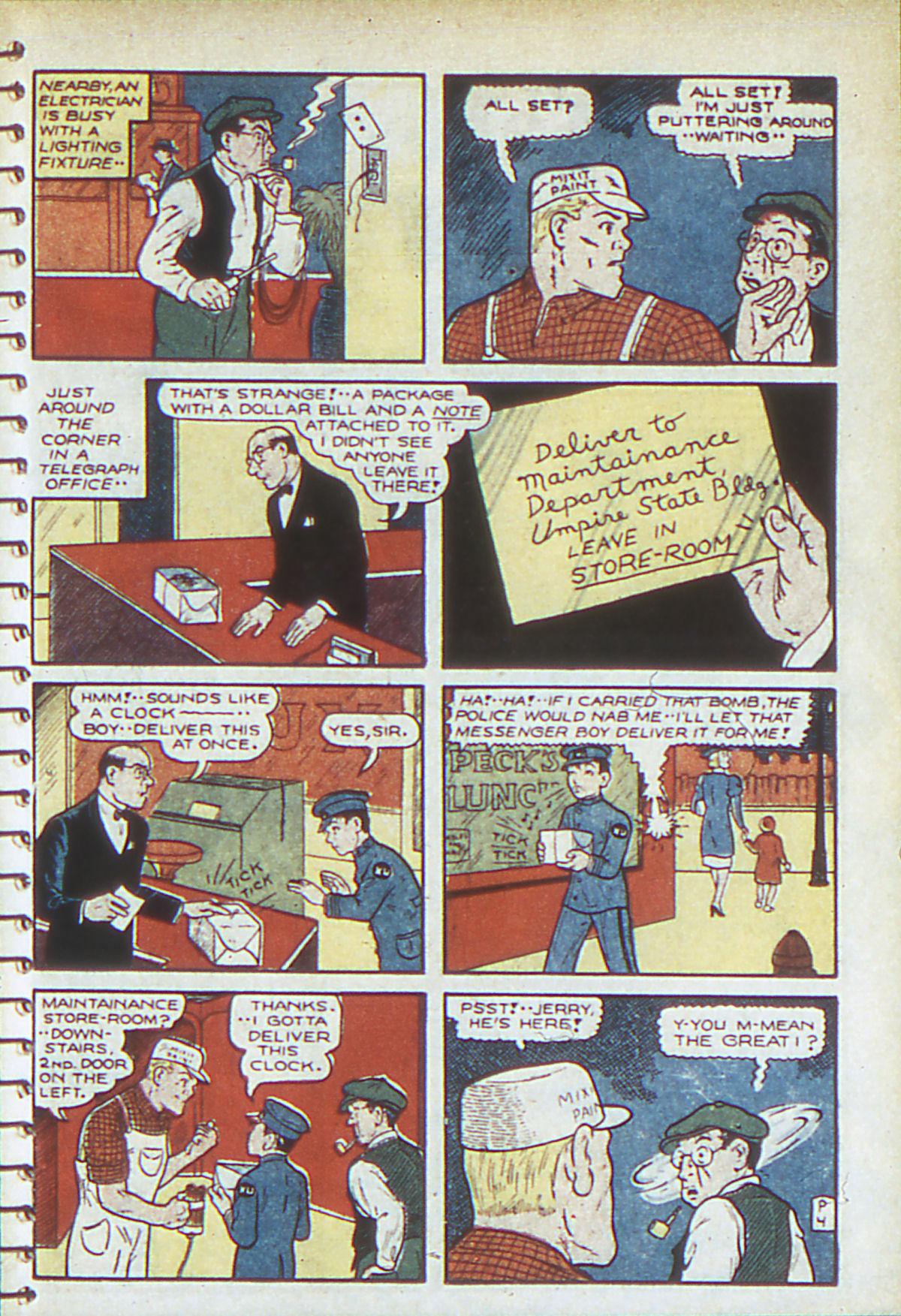 Read online Adventure Comics (1938) comic -  Issue #54 - 44