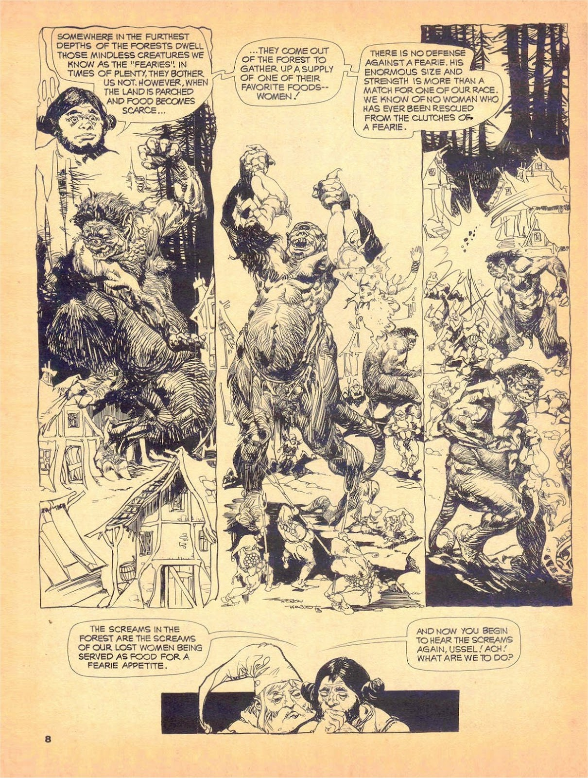 Creepy (1964) Issue #53 #53 - English 7