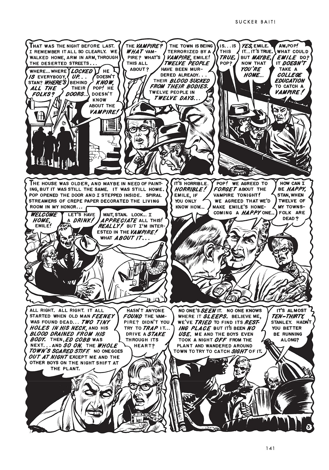 Read online Sucker Bait and Other Stories comic -  Issue # TPB (Part 2) - 56