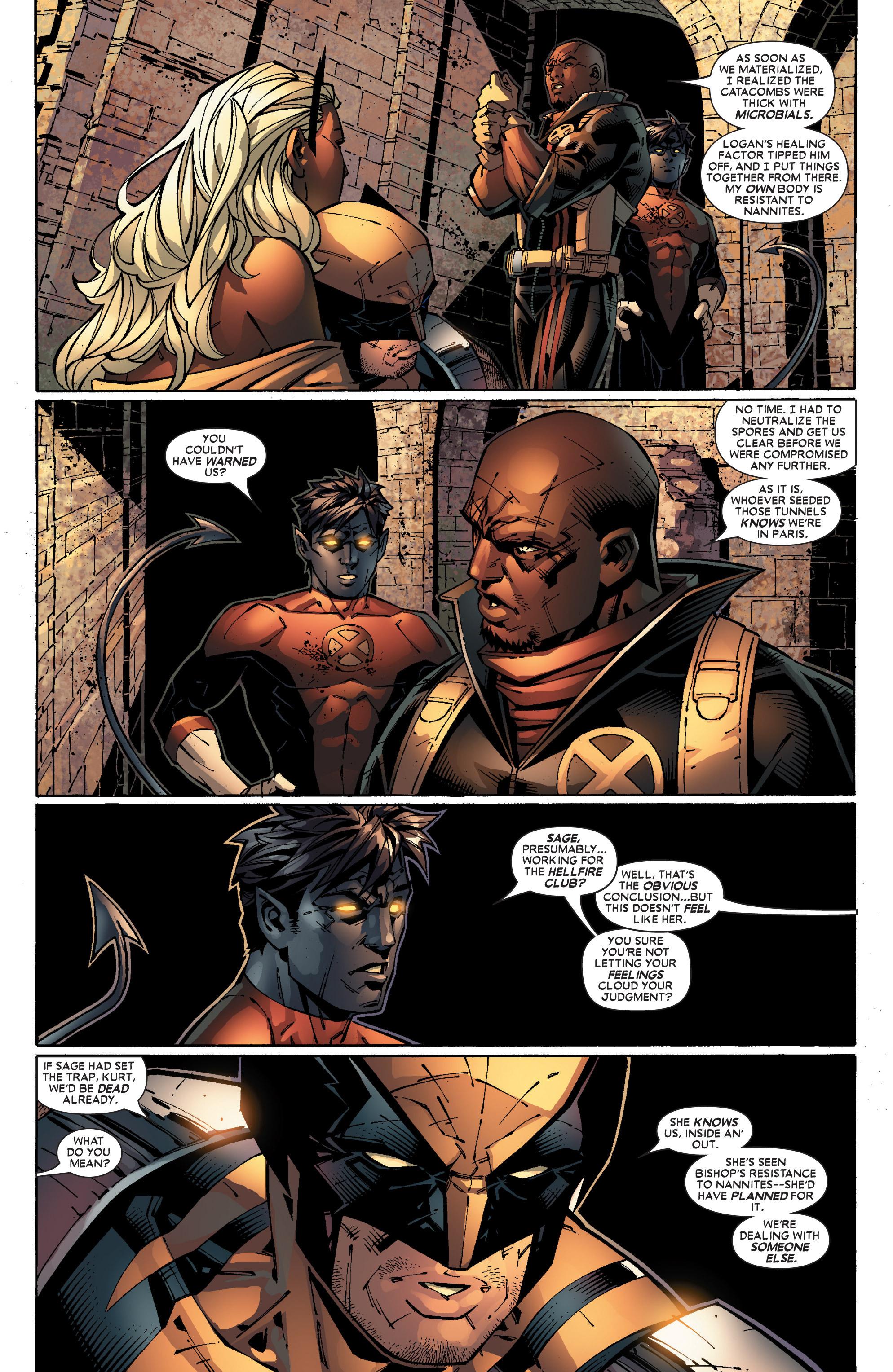 Read online Uncanny X-Men (1963) comic -  Issue #453 - 8