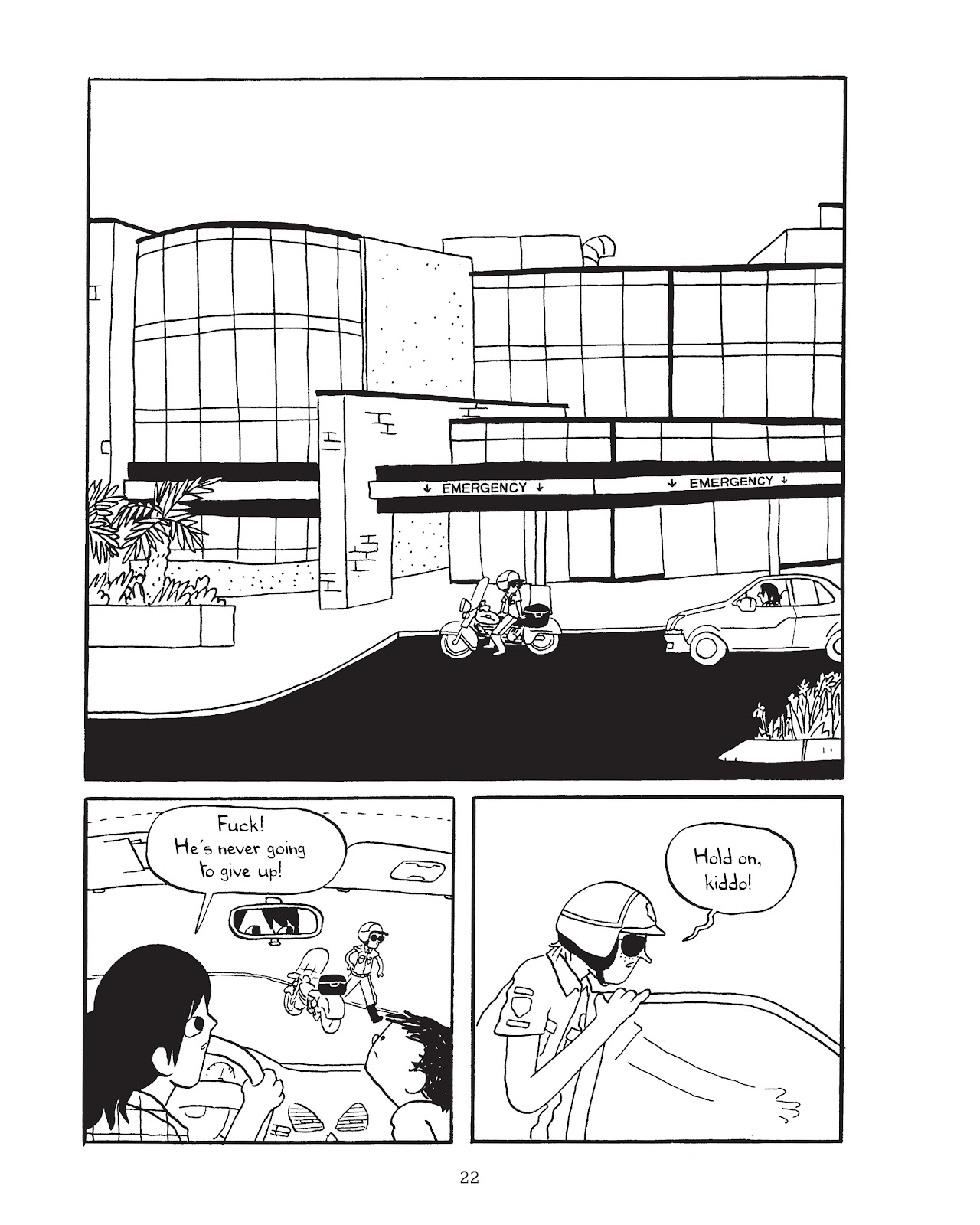 Read online Bastard comic -  Issue # TPB (Part 1) - 25