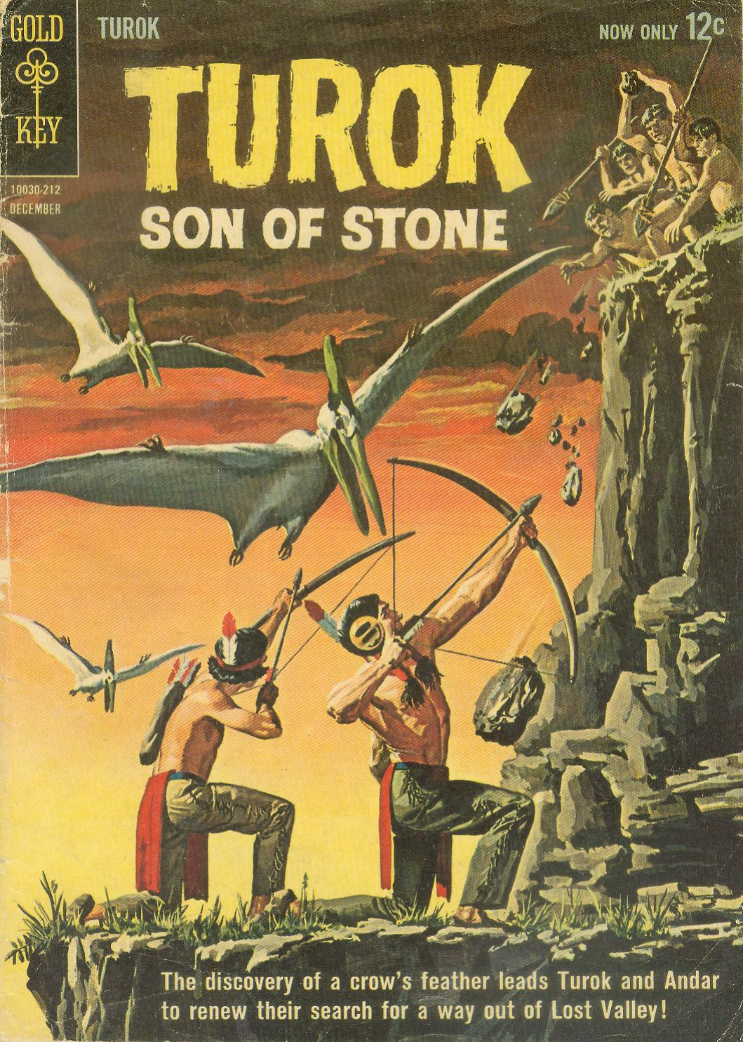 Read online Turok, Son of Stone comic -  Issue #30 - 1