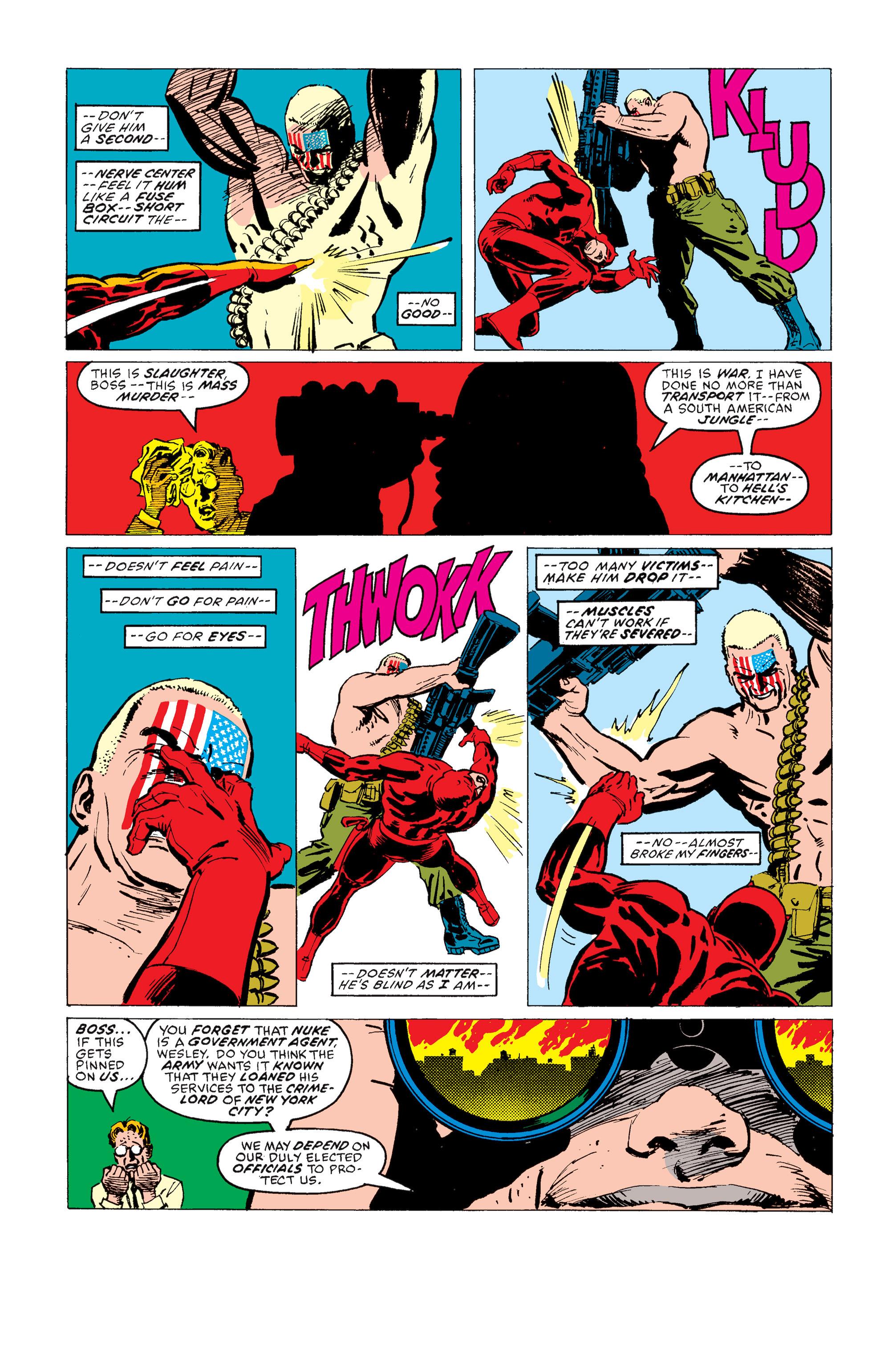 Read online Daredevil: Born Again comic -  Issue # Full - 173