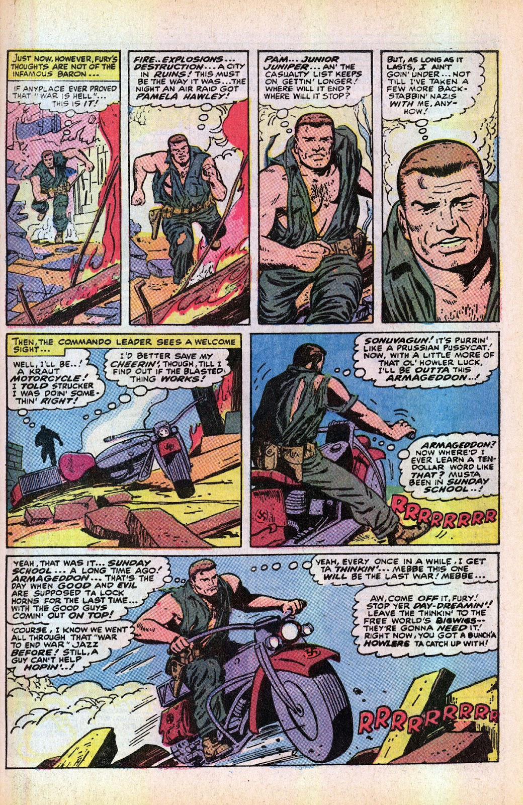 Sgt. Fury issue _Special_7 - Page 23