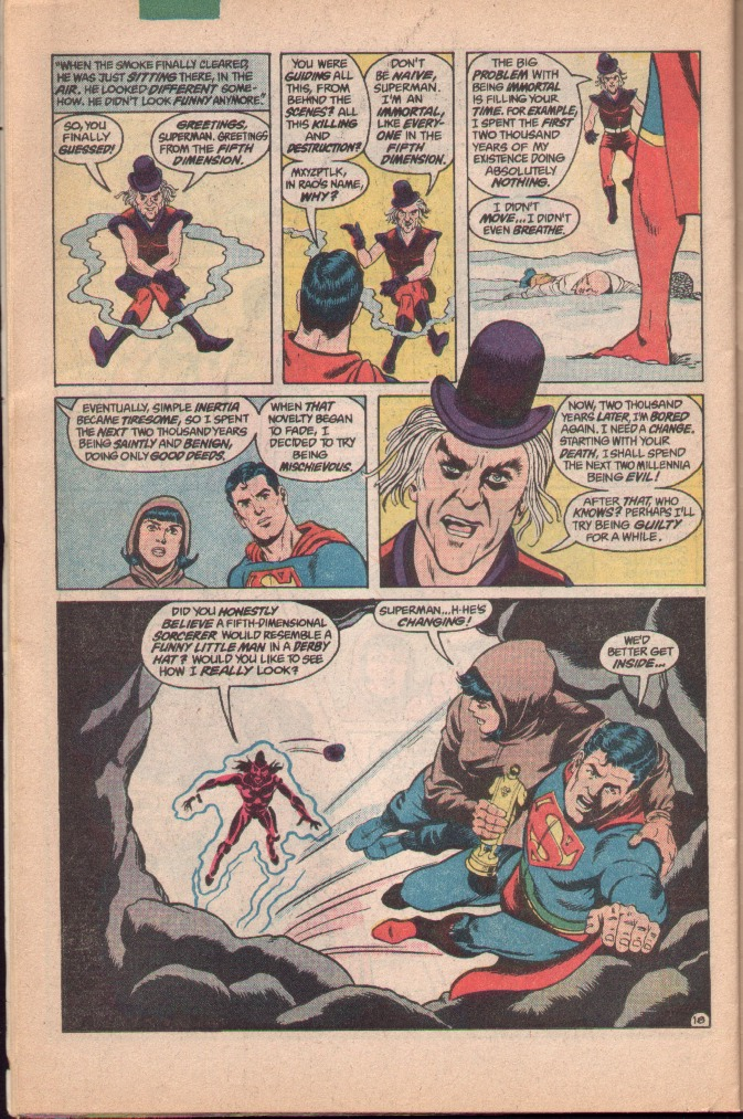 Read online Action Comics (1938) comic -  Issue #583 - 19