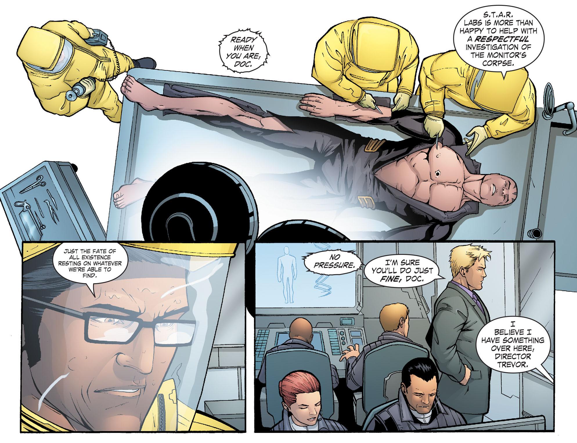 Read online Smallville: Alien comic -  Issue #12 - 18