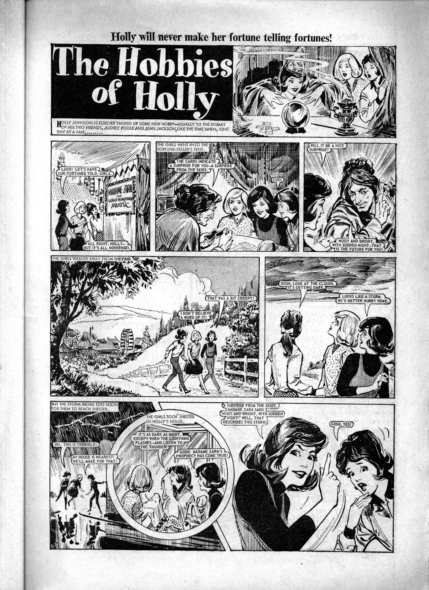 Read online Judy comic -  Issue #226 - 23