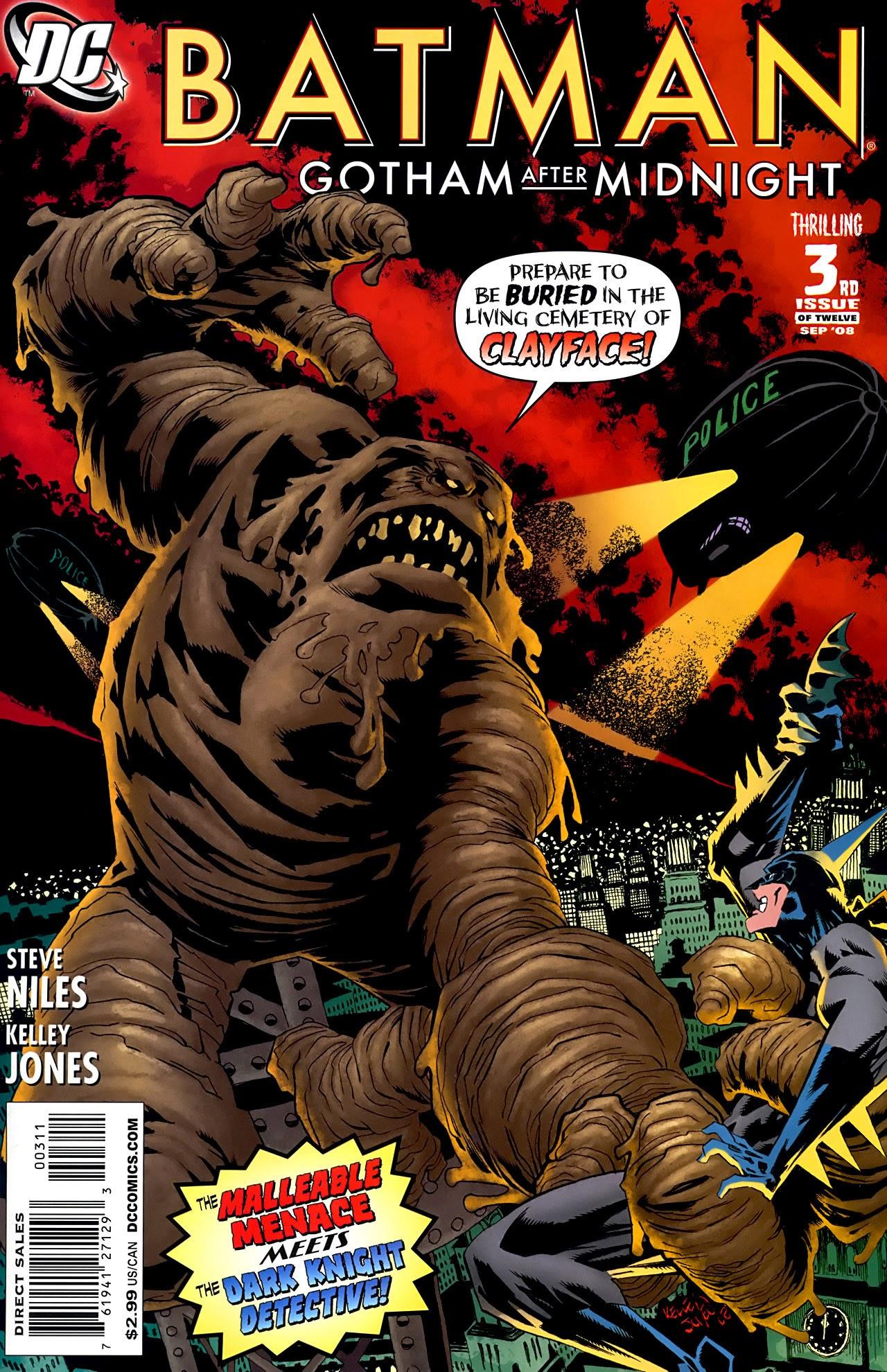 Batman: Gotham After Midnight 3 Page 1