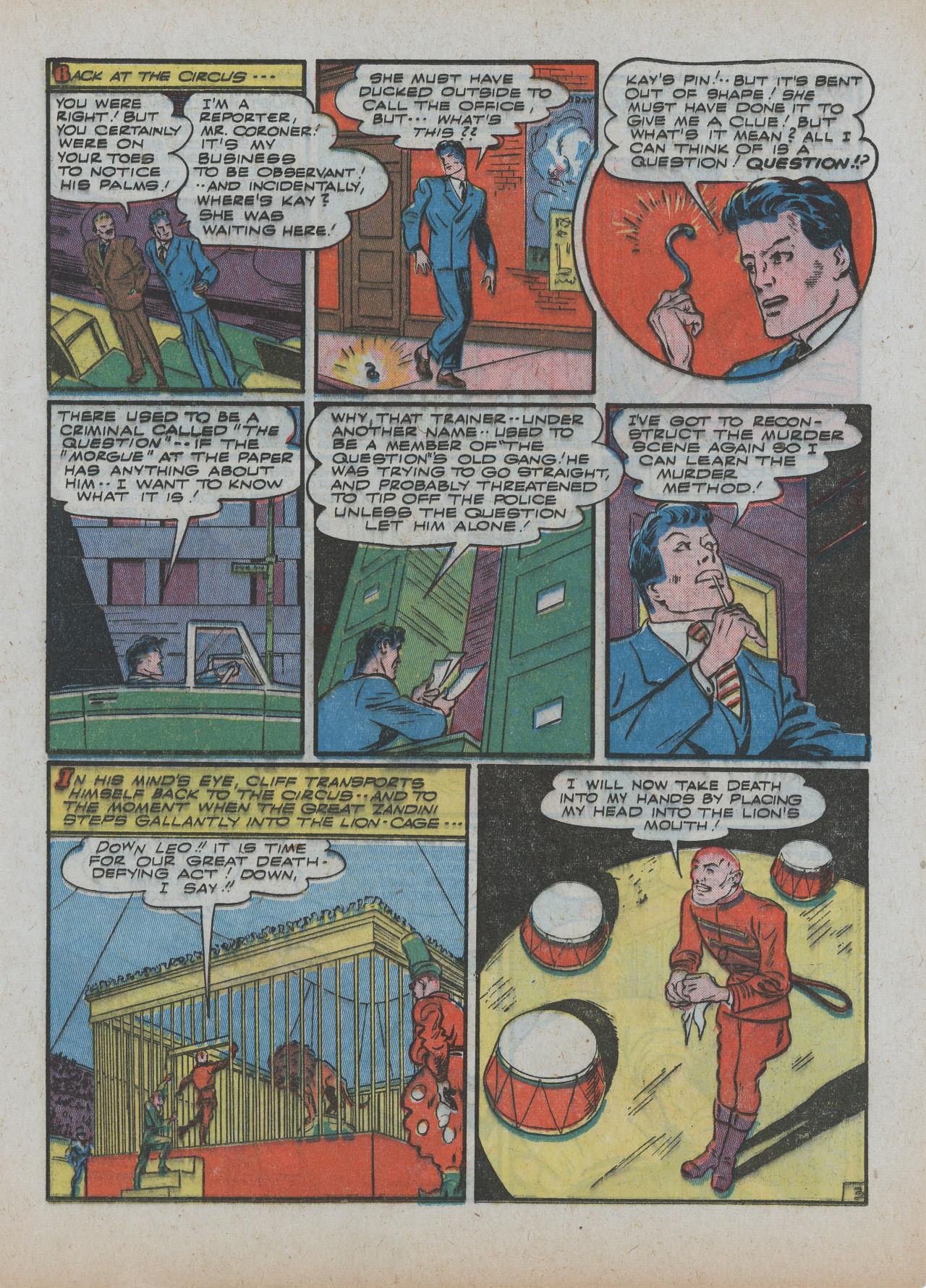 Read online Detective Comics (1937) comic -  Issue #63 - 25