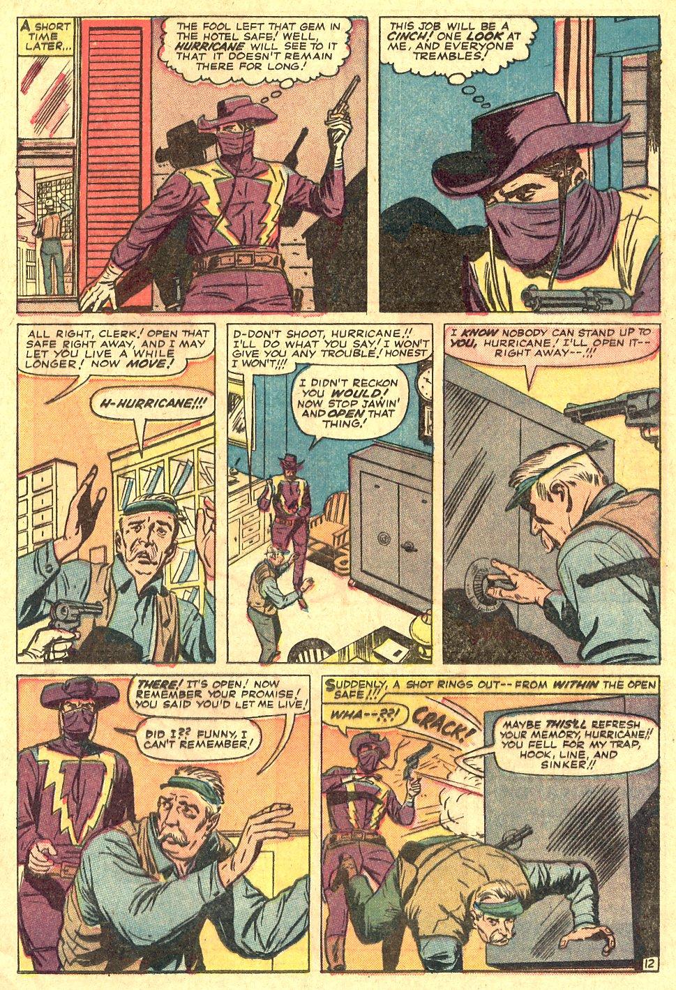 Read online Two-Gun Kid comic -  Issue #70 - 17