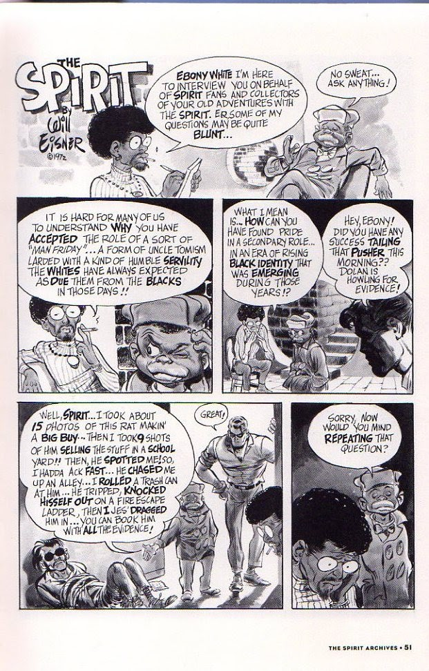 Read online Will Eisner's The Spirit Archives comic -  Issue # TPB 26 (Part 1) - 58