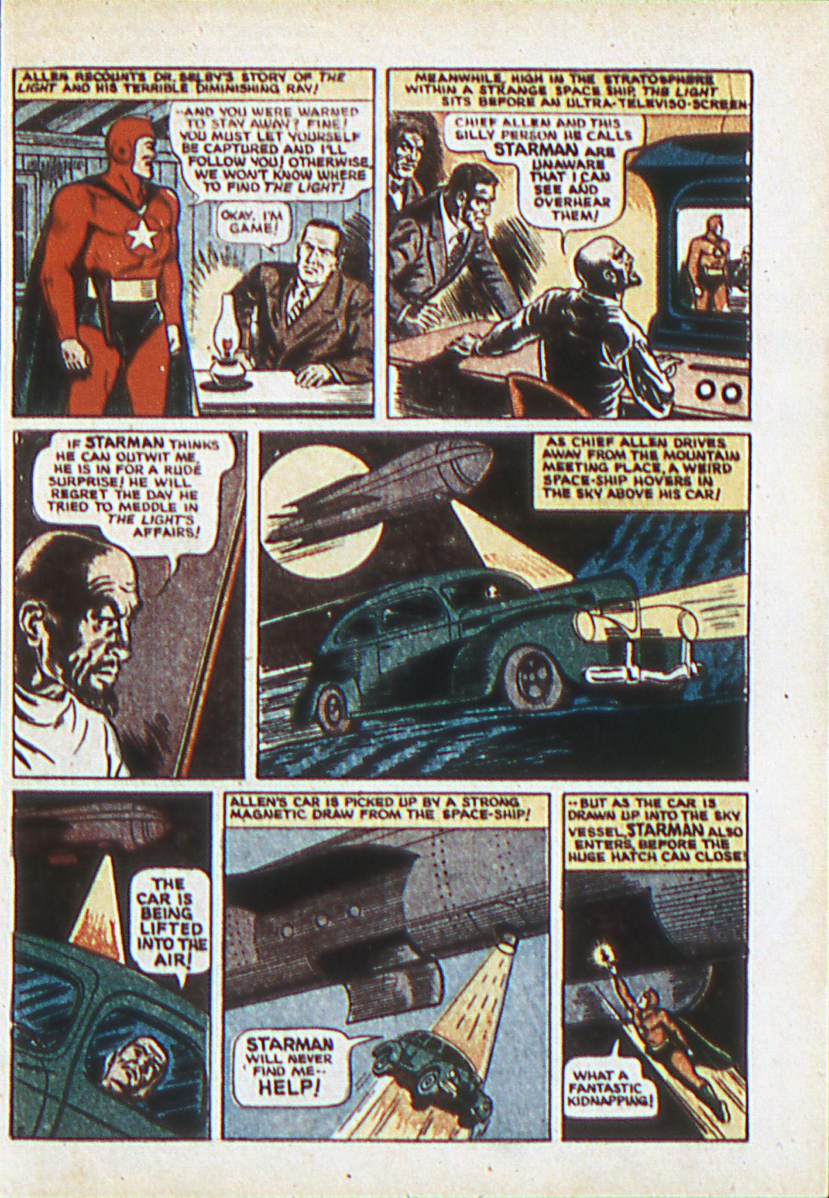 Read online Adventure Comics (1938) comic -  Issue #62 - 8