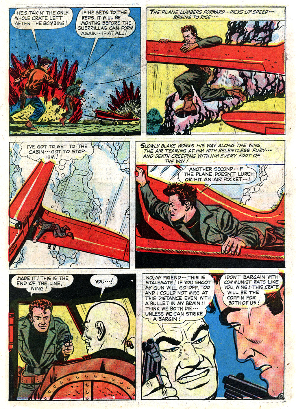 Kent Blake of the Secret Service issue 3 - Page 31
