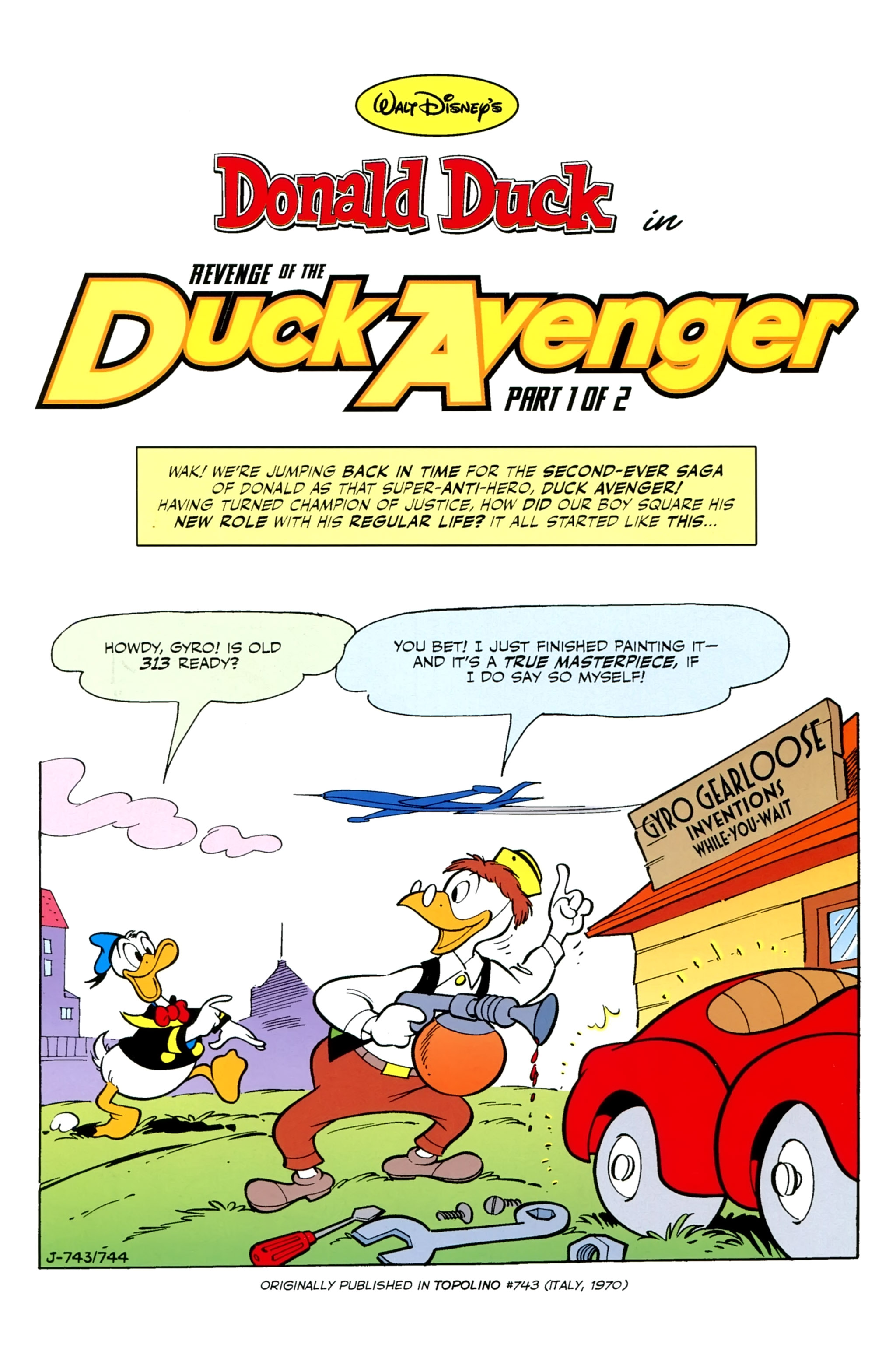 Read online Donald Duck (2015) comic -  Issue #14 - 3