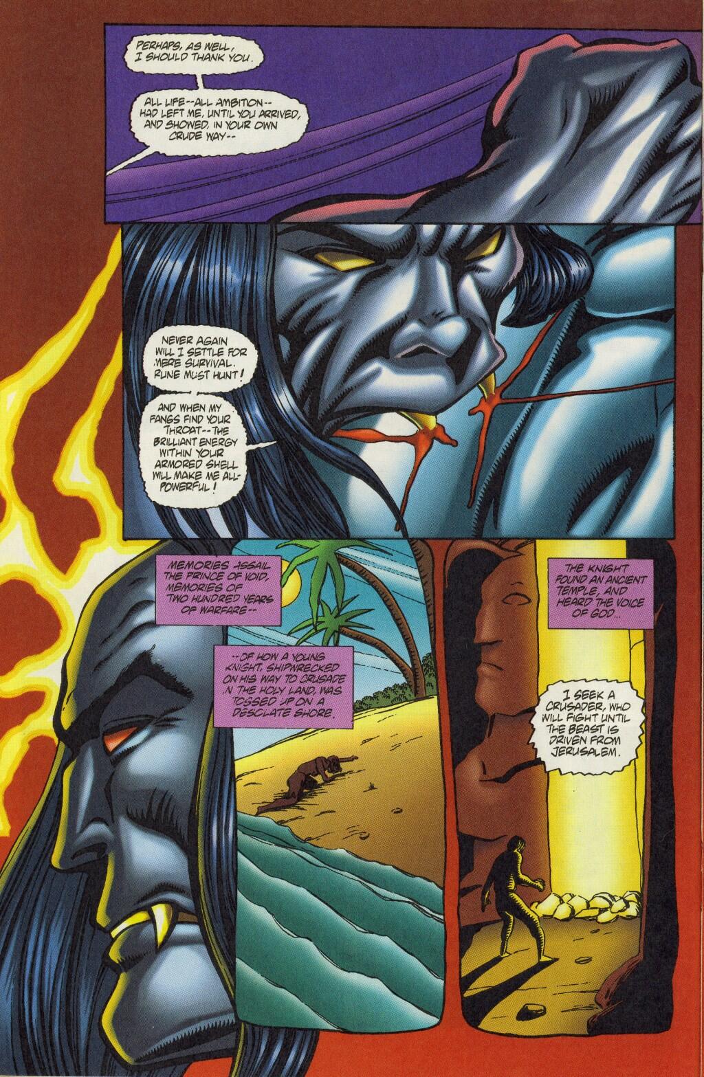 Read online Rune (1995) comic -  Issue #5 - 13