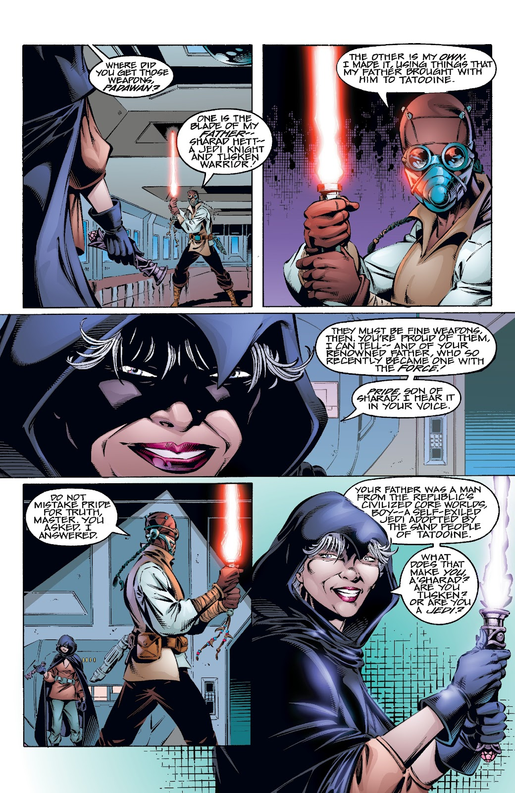 Read online Star Wars Legends Epic Collection: The Menace Revealed comic -  Issue # TPB (Part 3) - 48