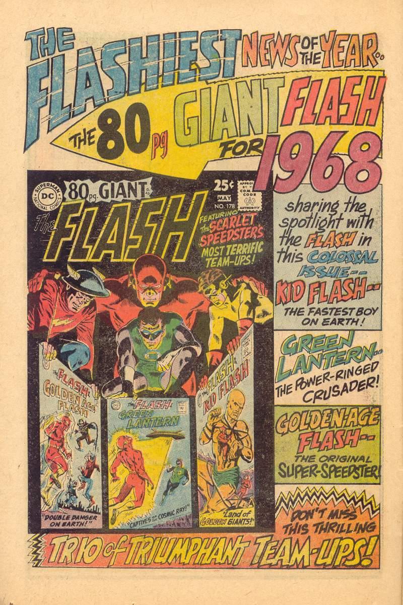 Read online Adventure Comics (1938) comic -  Issue #367 - 15