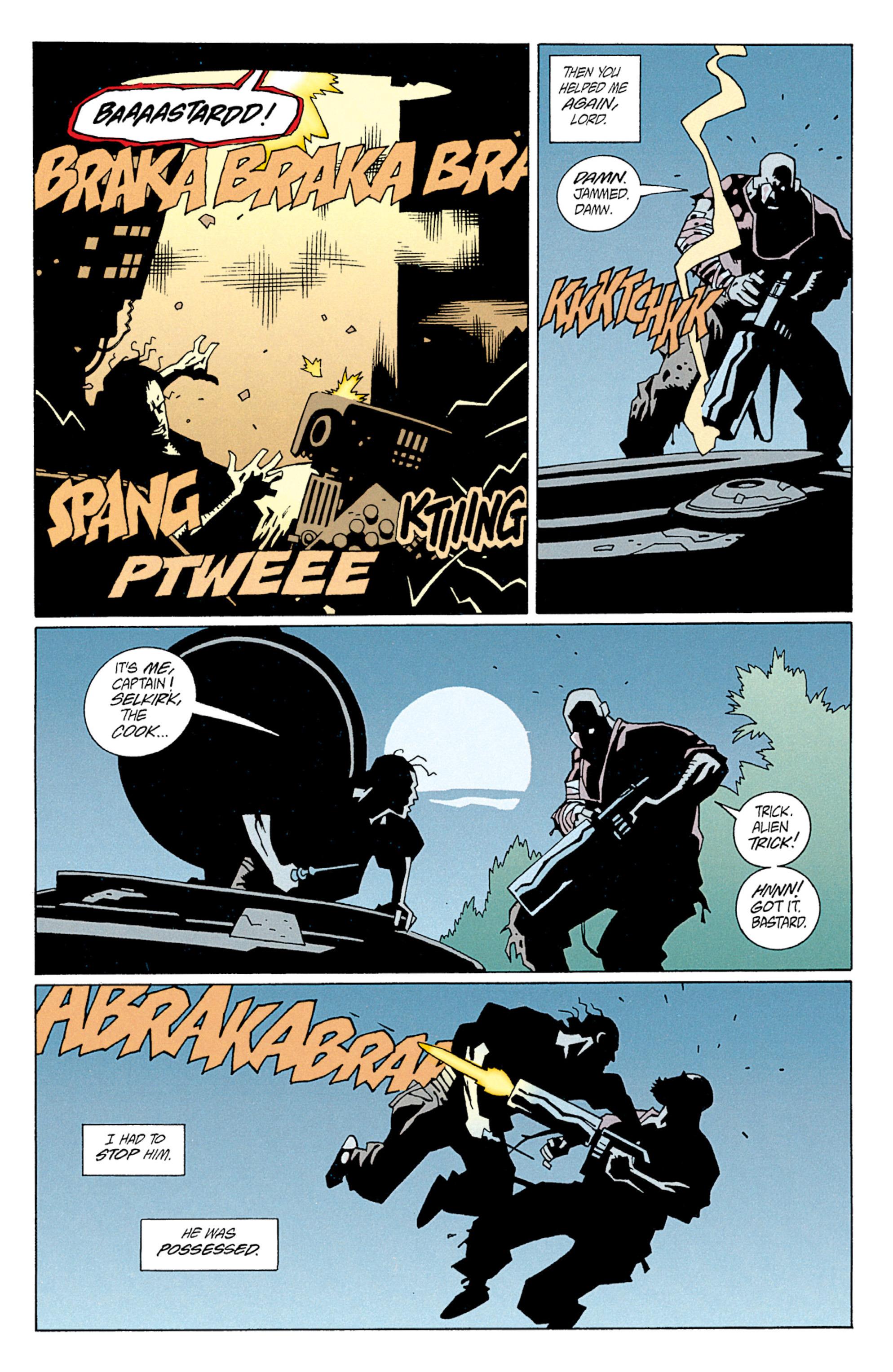 Read online Aliens: Salvation comic -  Issue # TPB - 20