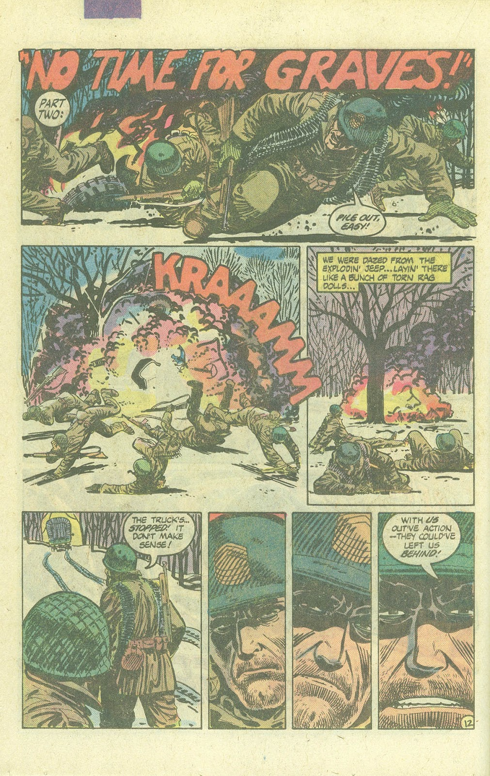 Sgt. Rock issue Annual 3 - Page 15