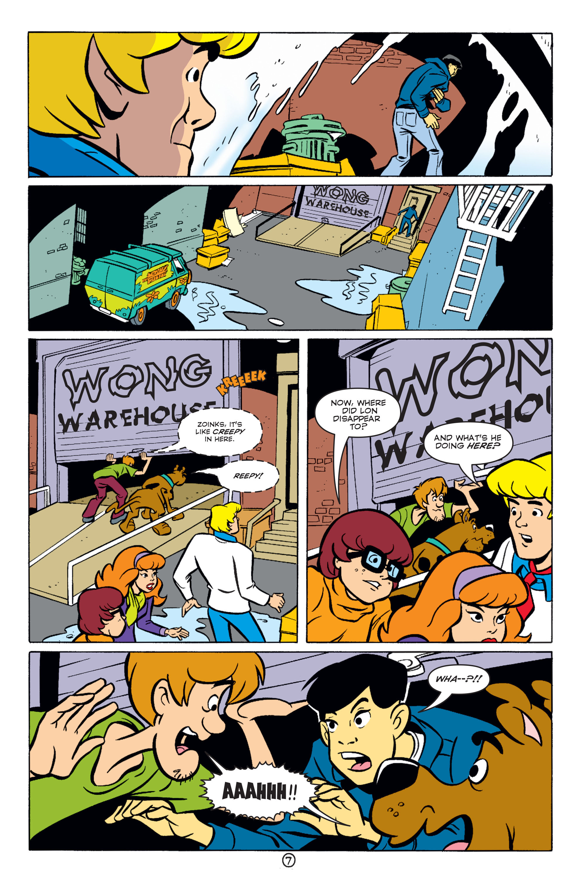 Read online Scooby-Doo (1997) comic -  Issue #57 - 8