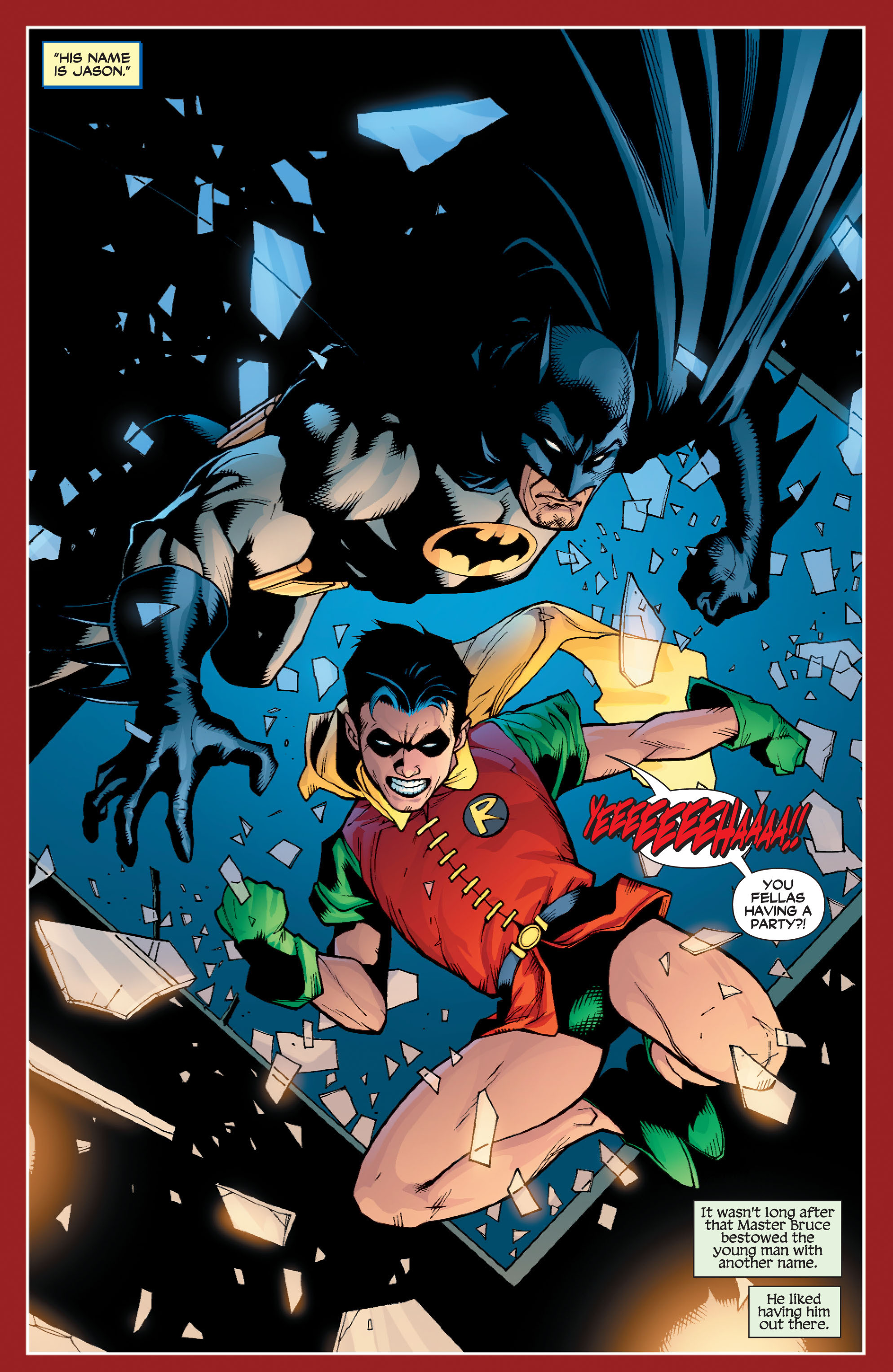 Read online Batman: Under The Red Hood comic -  Issue # Full - 183