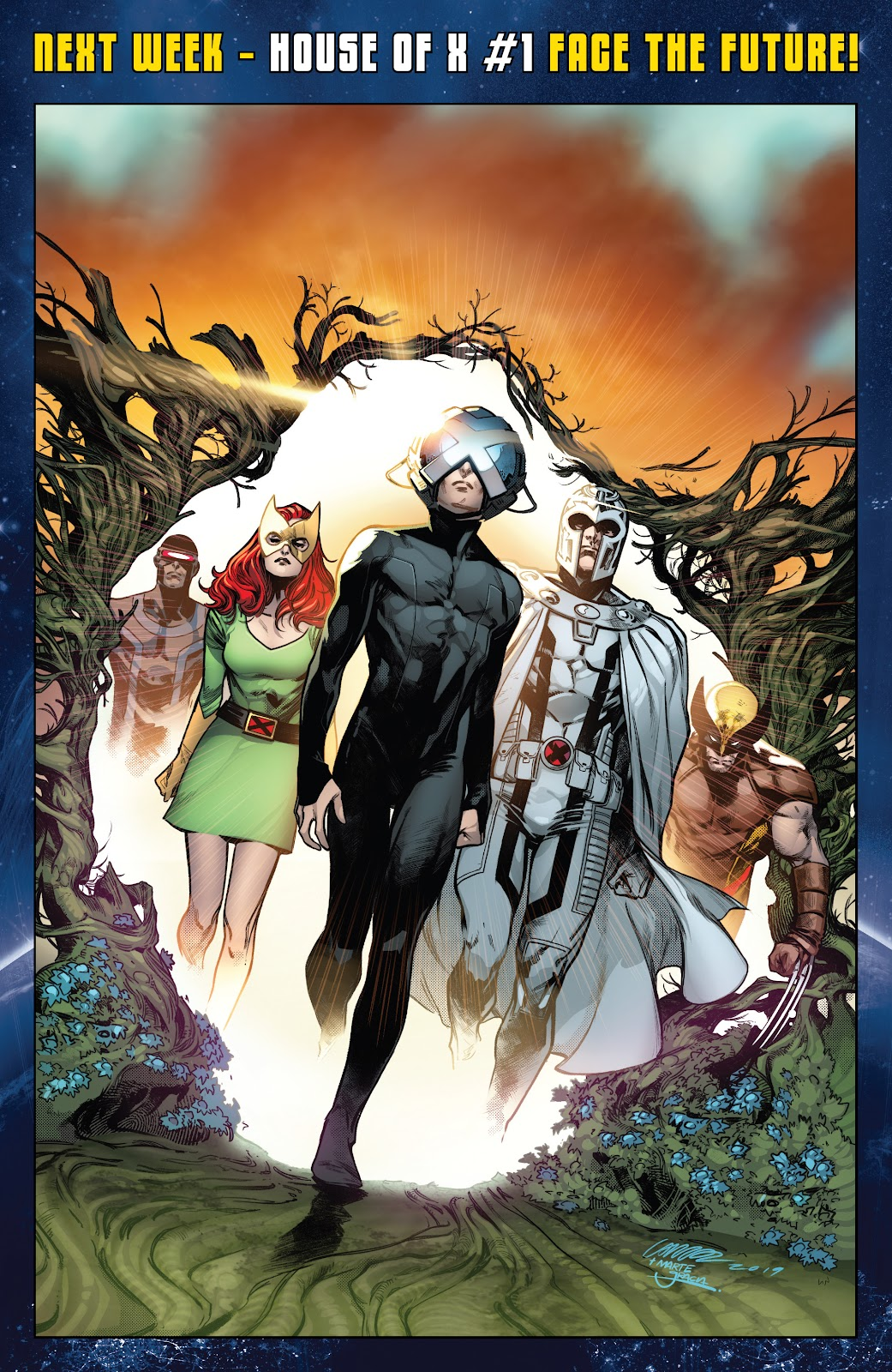 Read online Age of X-Man Omega comic -  Issue # Full - 32