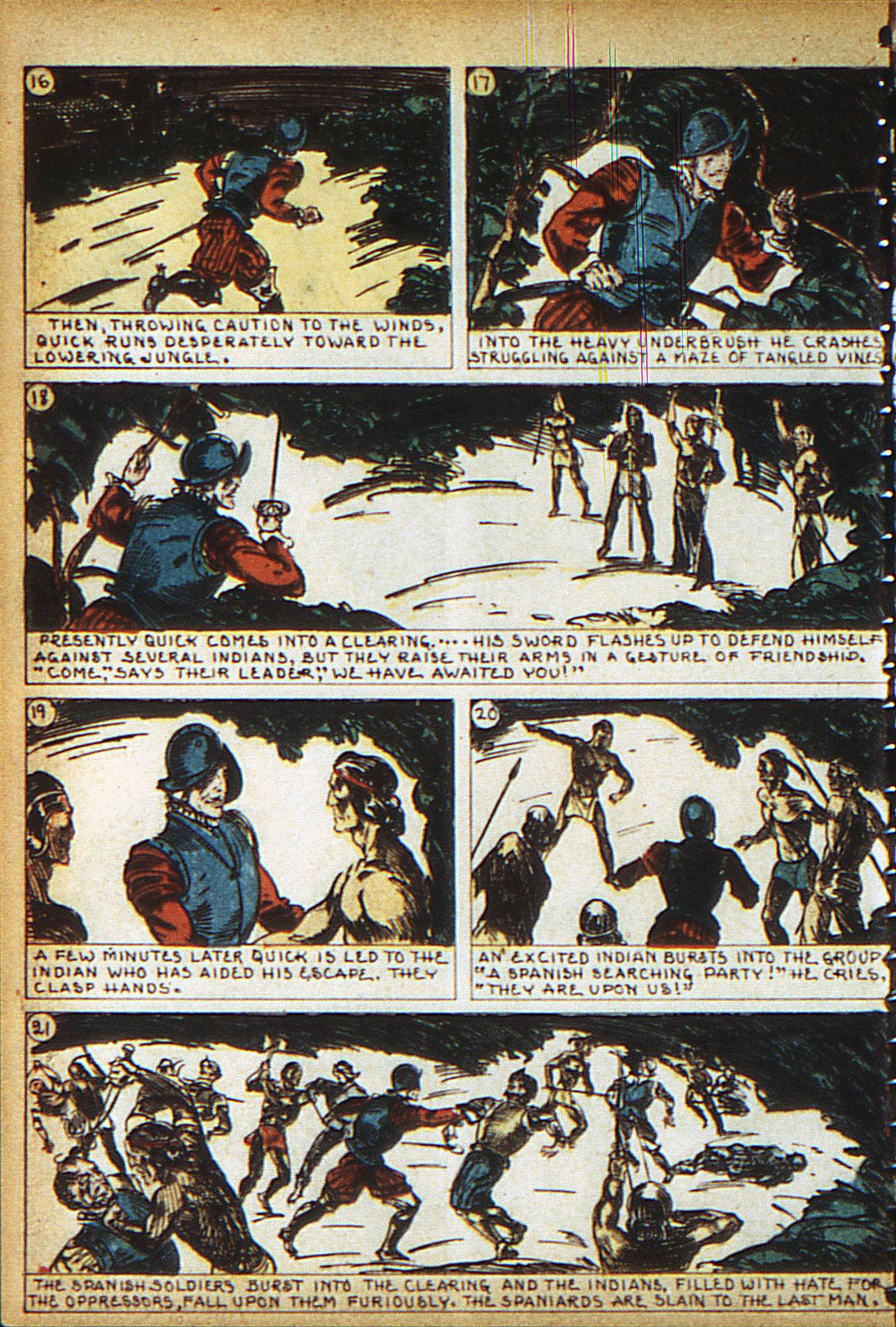 Read online Adventure Comics (1938) comic -  Issue #18 - 57