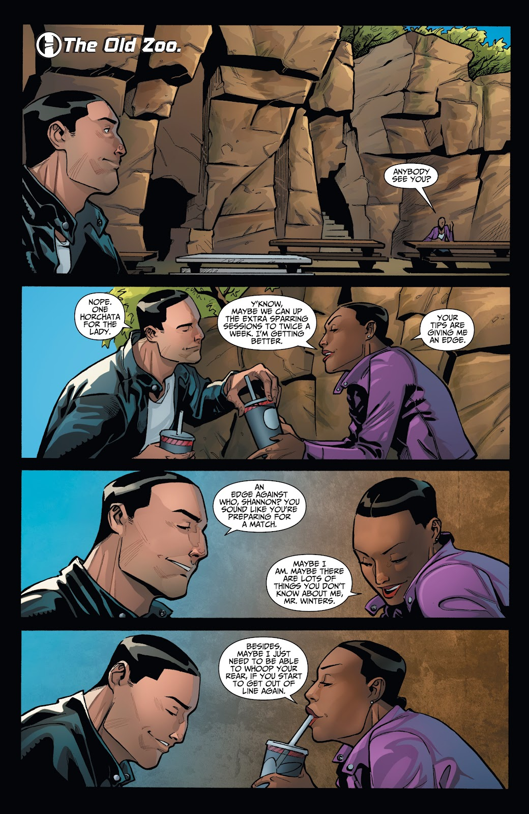 Read online Incidentals comic -  Issue #16 - 11