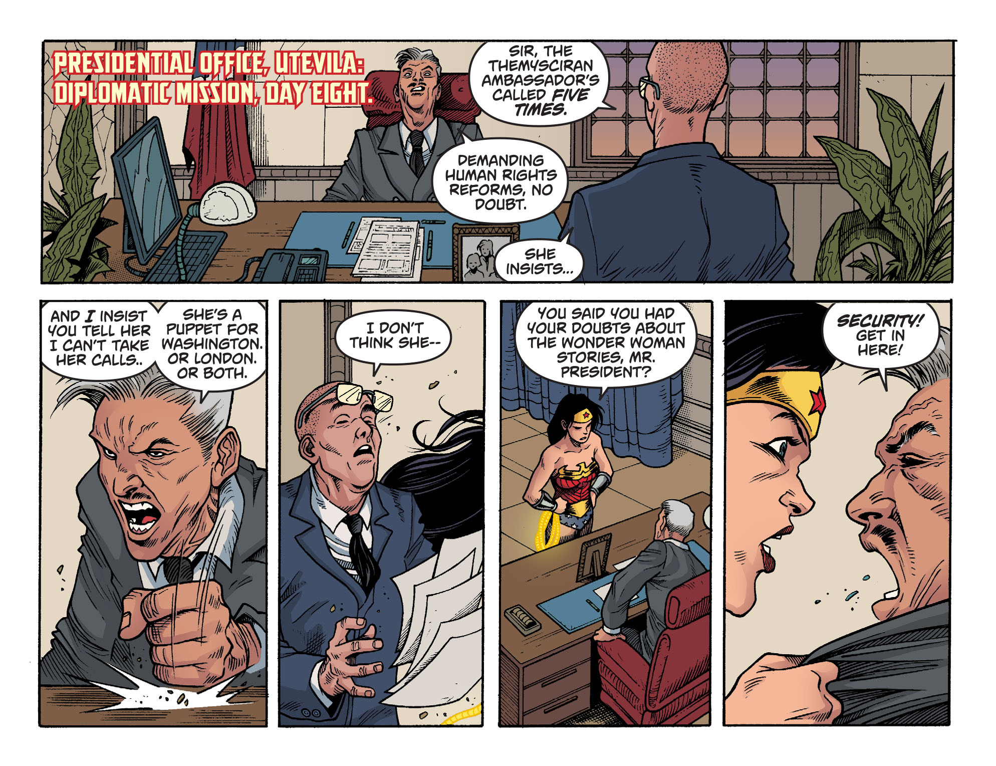 Read online Sensation Comics Featuring Wonder Woman comic -  Issue #44 - 14
