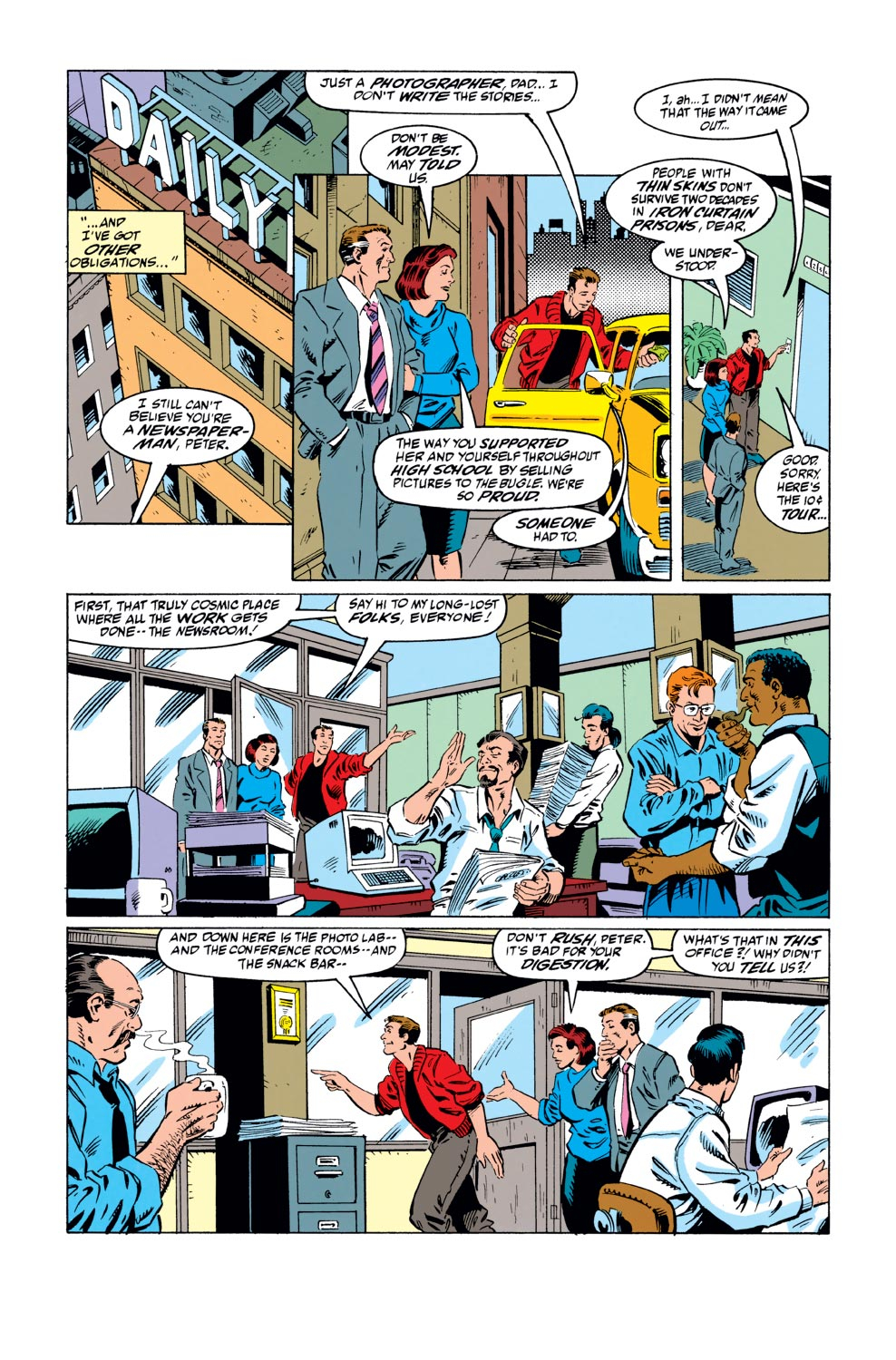 The Amazing Spider-Man (1963) 377 Page 7