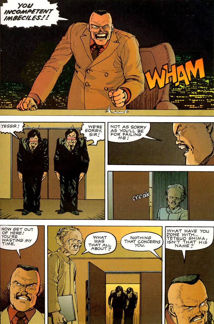 Read online Akira comic -  Issue #3 - 23
