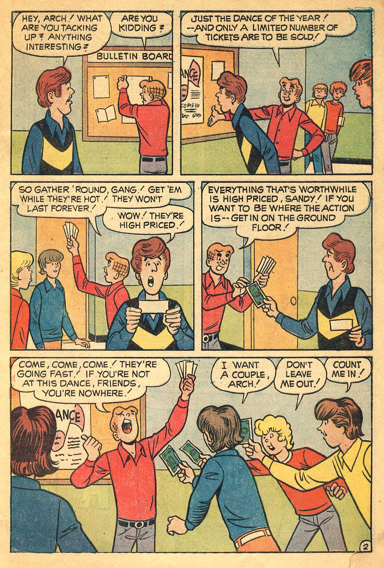 Read online Archie (1960) comic -  Issue #224 - 29