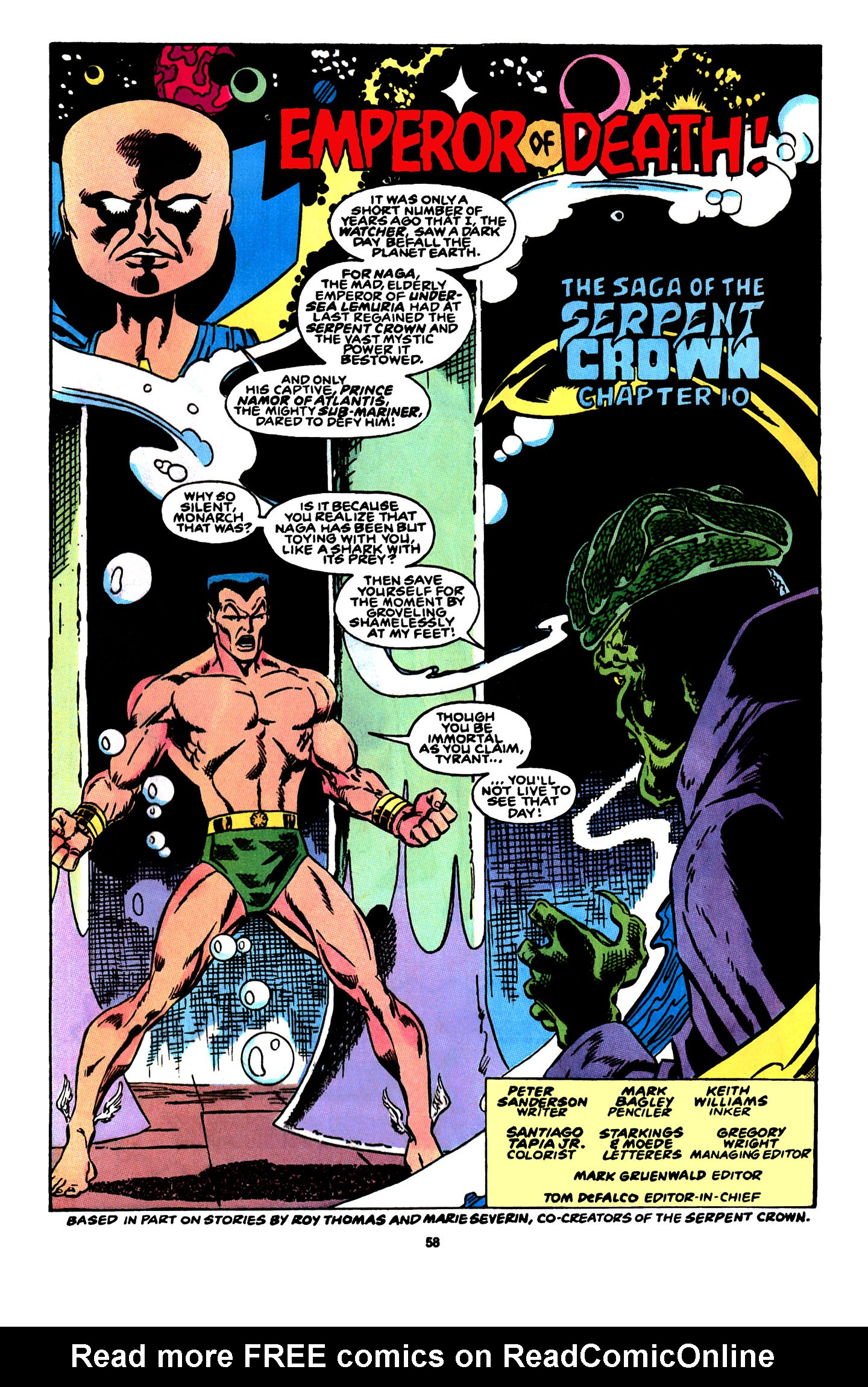 Read online X-Factor (1986) comic -  Issue # _ Annual 4 - 51