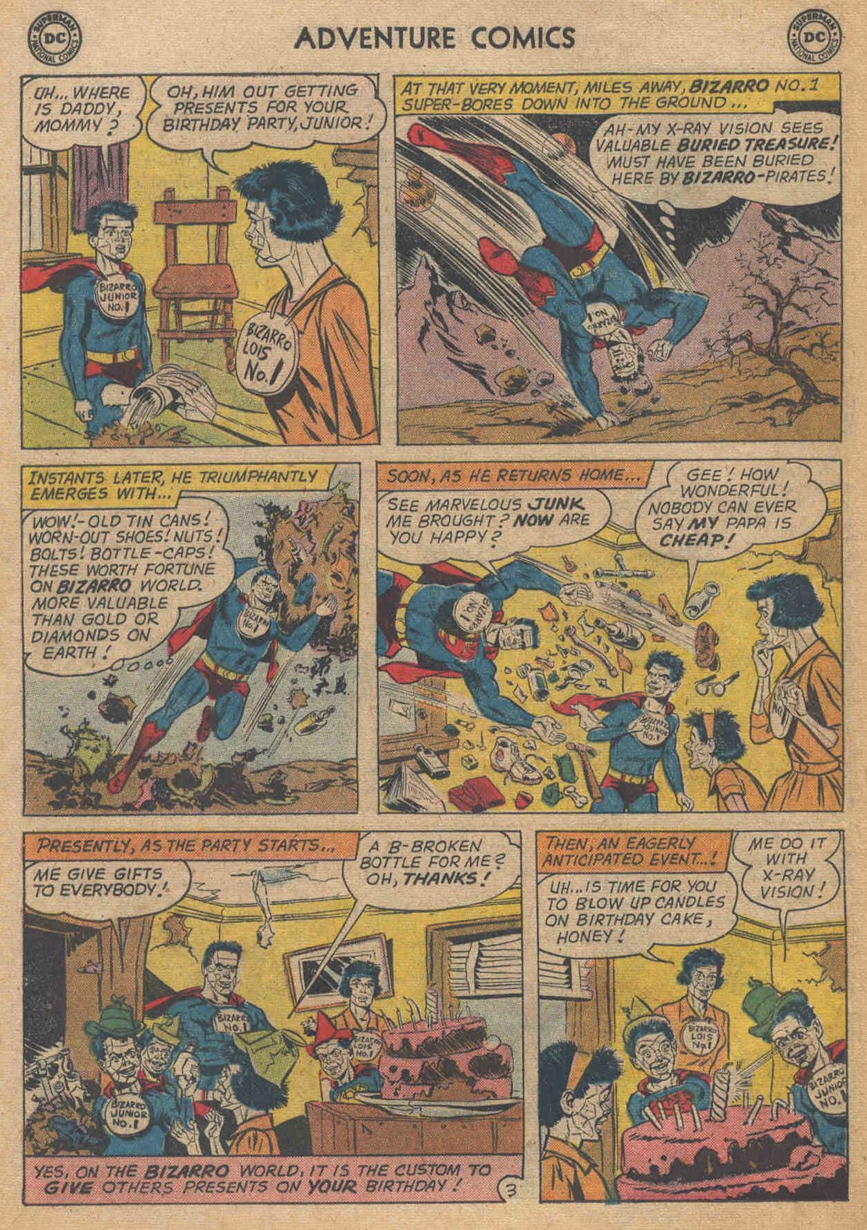Read online Adventure Comics (1938) comic -  Issue #285 - 22