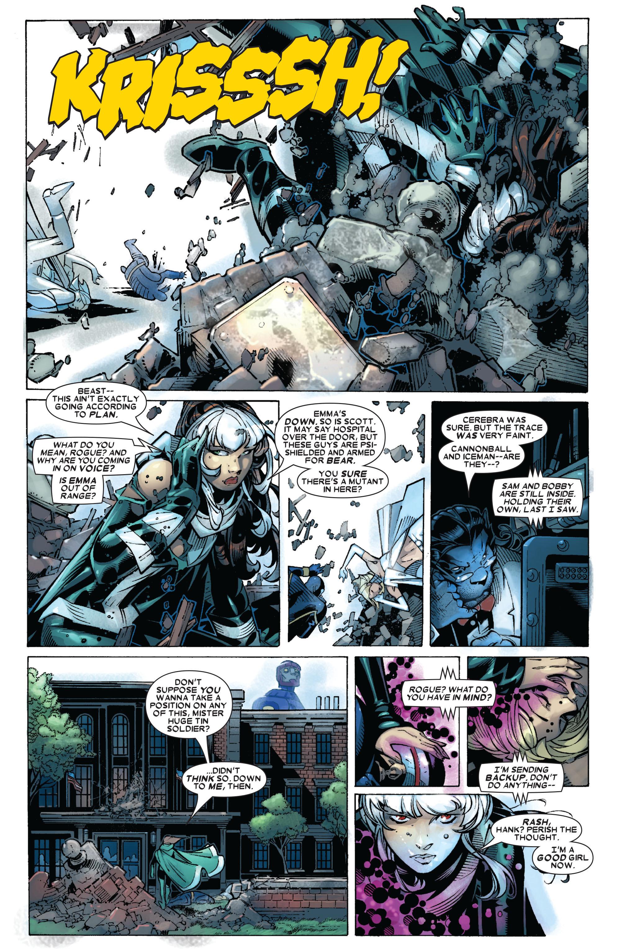 X-Men (1991) 188 Page 6