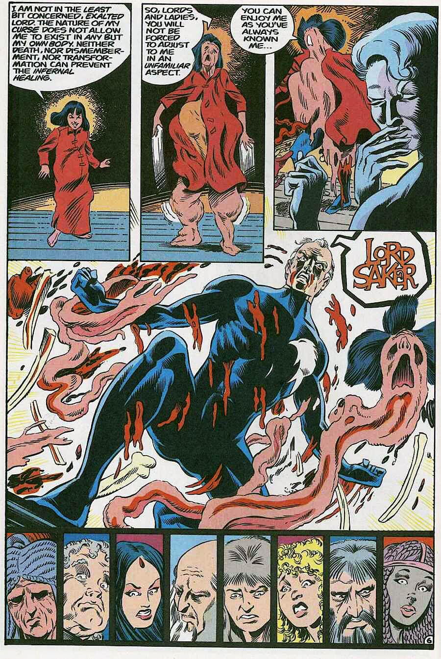 Elementals (1984) issue 18 - Page 8
