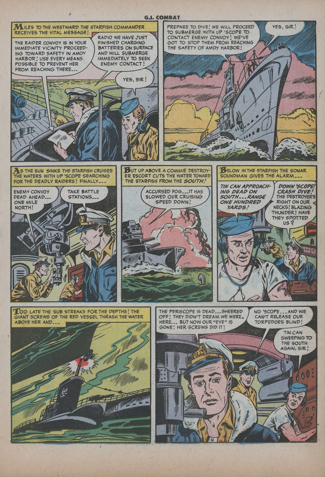 G.I. Combat (1952) issue 26 - Page 15
