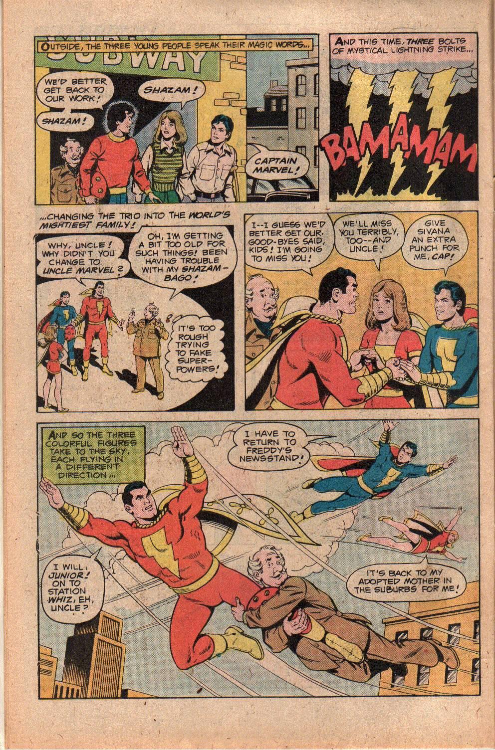 Read online Shazam! (1973) comic -  Issue #26 - 10