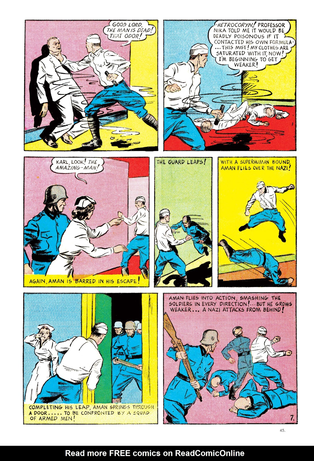 Read online The Bill Everett Archives comic -  Issue # TPB 2 (Part 1) - 46