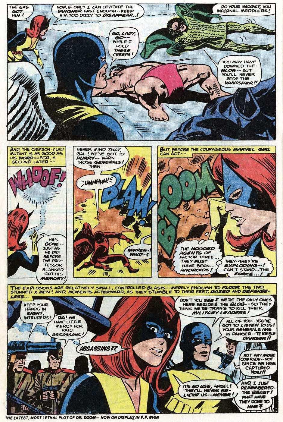 Uncanny X-Men (1963) 86 Page 23