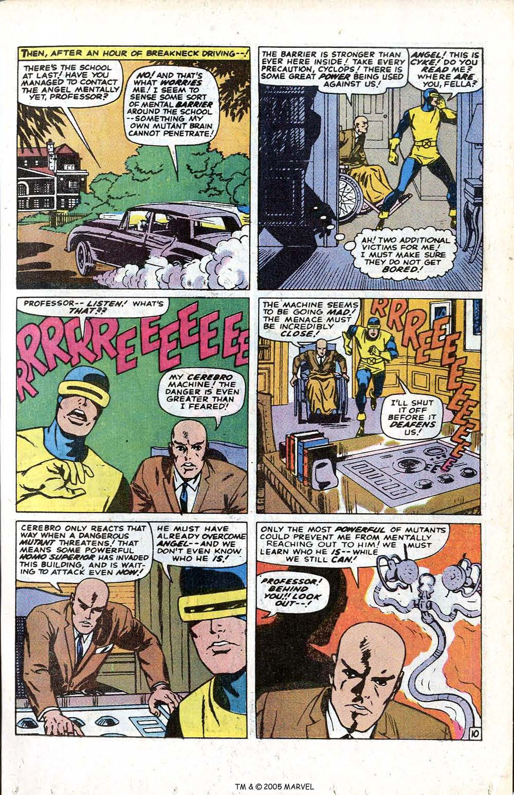 Uncanny X-Men (1963) issue 70 - Page 13