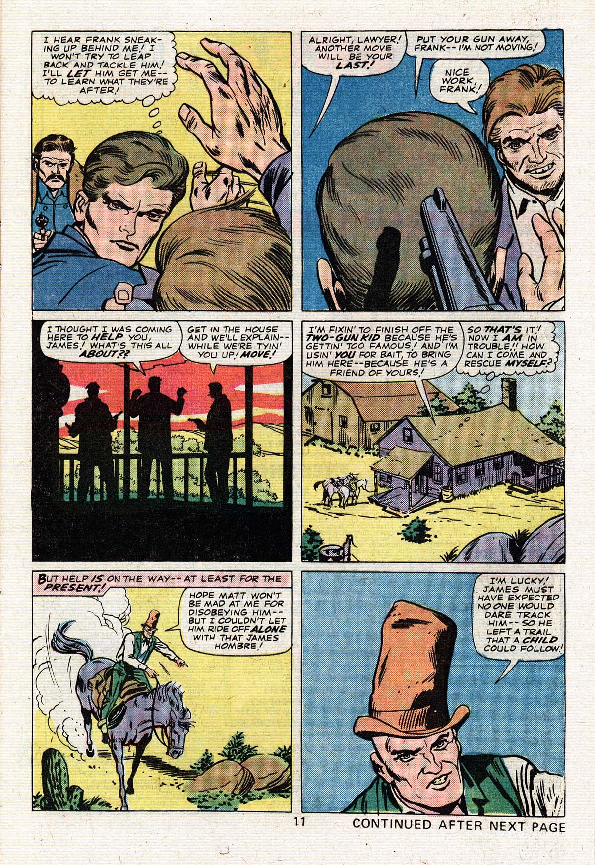 Read online Two-Gun Kid comic -  Issue #125 - 13