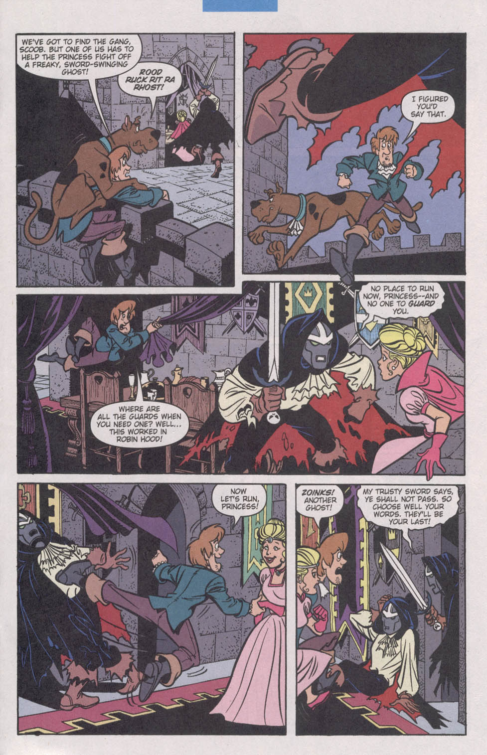 Read online Scooby-Doo (1997) comic -  Issue #79 - 15